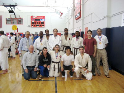JudoNotes: Notes From an Oishi Judo player